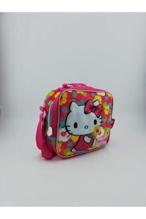 Hakan Çanta Hello Kitty Karakterli Beslenme Çantası