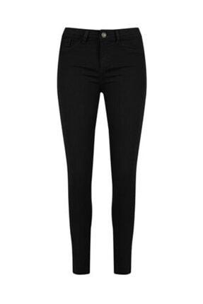 Nocturne Kasdın Siyah Jenas Pantolon