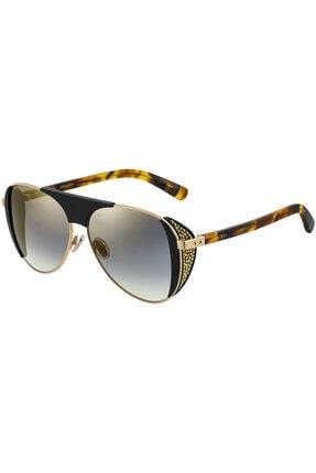 Jimmy Choo Kadın Kahverengi Güneş Gözlüğü