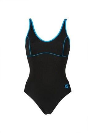 Arena Kadın Yüzücü Mayo 00911508 W Tania Clip Back One Piece