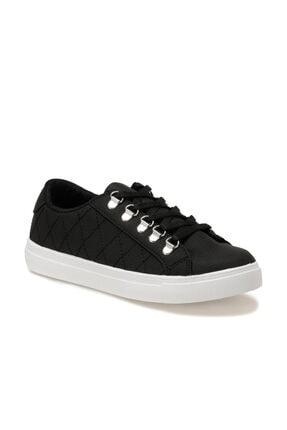 Art Bella Kadın Siyah Havuz Taban Sneaker Cw20004