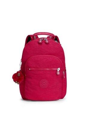 Kipling Küçük Sırt Çantası Seoul Go S True Pink K1867409f