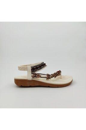 Guja Kadın  Beyaz  Sandalet