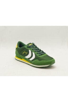 Jump Unisex Yeşil Bağcıklı Sneaker