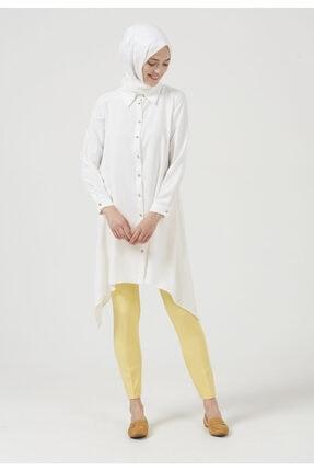 Setrms Kadın Sarı Pantolon
