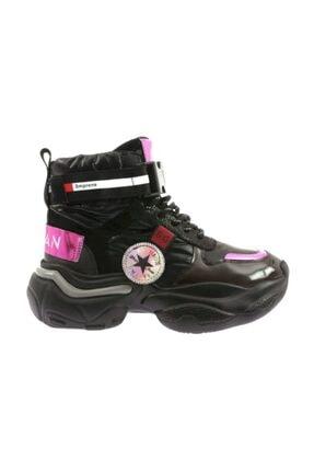 Guja Kadın Siyah Outdoor Ayakkabı 20k340-9