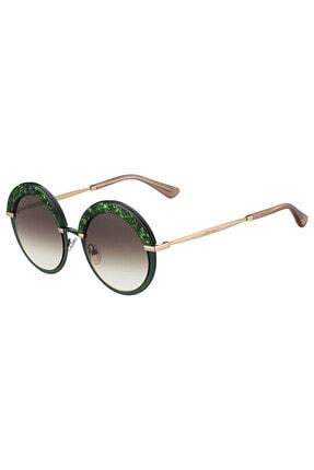 Jimmy Choo Kadın Yeşil Güneş Gözlüğü
