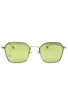 Levi's Saydam Yeşil Unisex Güneş Gözlüğü