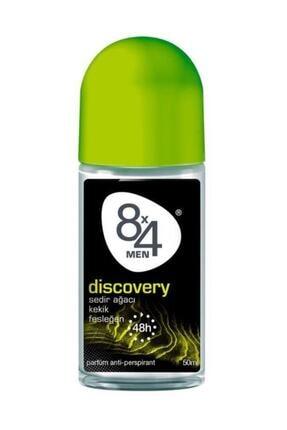 8x4 Discovery Erkek Roll-on 50 ml.