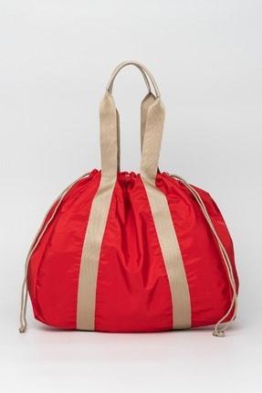 Jacquline Kadın Kırmızı Omuz Çantası Im354