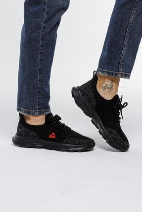 Letoon Unisex Siyah Spor Ayakkabı Teek01