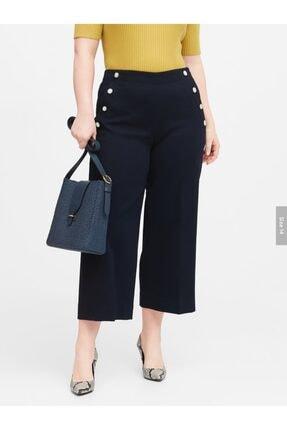 Banana Republic Slim Wide-leg Cropped Sailor Pantolon