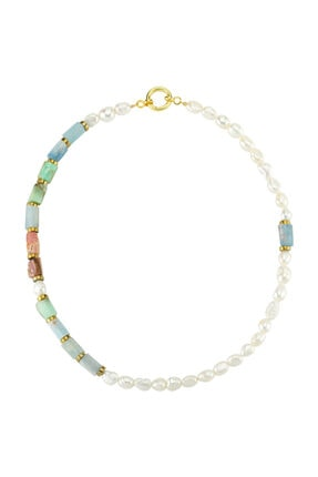 LUZDEMIA Lucy Pearl Necklace 925