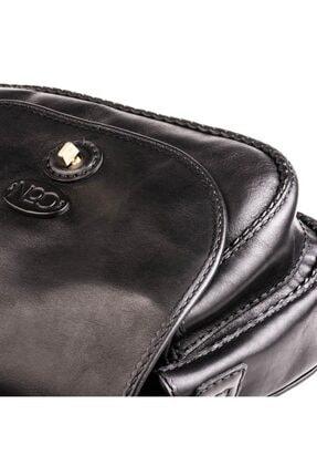 GÖN Siyah Kadın Çapraz Çanta