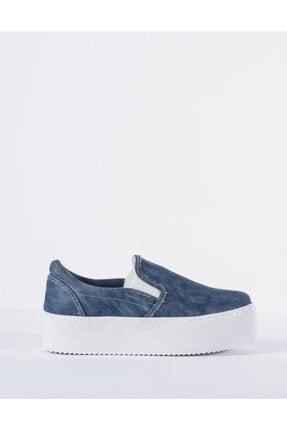 Vision Kadın Mavi Spor Ayakkabı