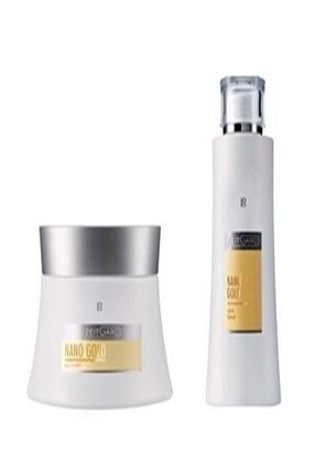 LR Zeitgard Nanogold Gündüz Kremi 50 ml + Nano Gold Canlandırıcı Tonik 125 ml