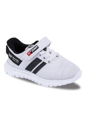 Jump Unisex Beyaz Spor Ayakkabı