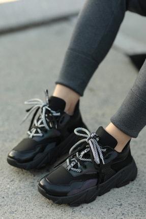 Mio Gusto Penelope Siyah Sneaker
