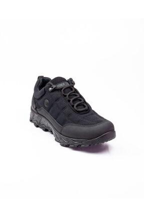 Greyder 00171 Su Geçirmez Siyah Sympatex Unisex Outdoor Ayakkabı Siyah-36