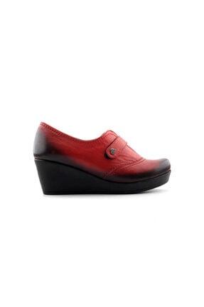 Venüs Kadın Ayakkabı-Kırmızı 2431 Airflow