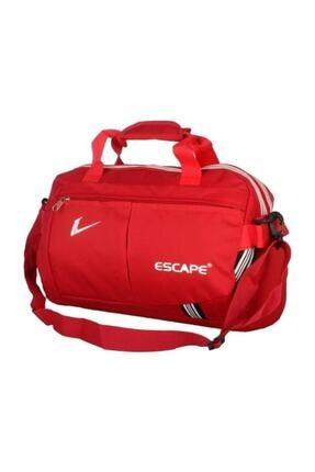 Escape  Unisex Kırmızı Spor Çantası