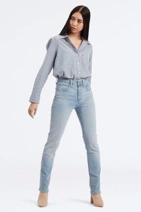 Levi's Kadın 724 High Rise Straight Jean 18883-0047