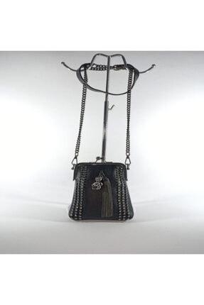 Kriste Bell Kadın Siyah Çapraz Çanta Mmrlkristebell 26100