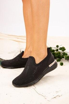 Fox Siyah Kadın Ayakkabı J274041004
