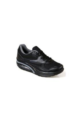 Dunlop Kadın Siyah Airtube Spor Ayakkabı 812829