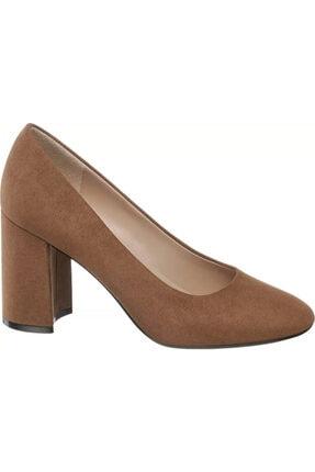 Graceland Kadın Kahverengi Topuklu Ayakkabı
