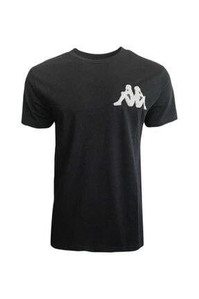 Kappa Kadın Siyah Batır T-shirt