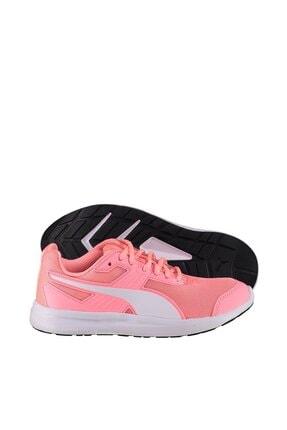Puma ESCAPER MESH Pembe Beyaz Kadın Sneaker 100325473