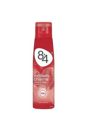 8x4 Modern Charme Sprey Deodorant 150 Ml