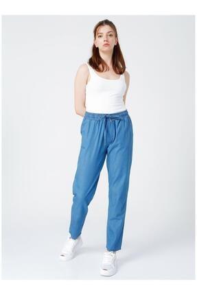 Fashion Friends Kadın Mavi Pantolon