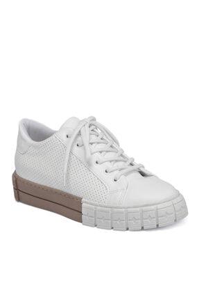 Tergan Beyaz Vegan Kadın Ayakkabı 65701d93
