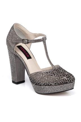 Tergan Kadın Altın Ayakkabı 65520o58
