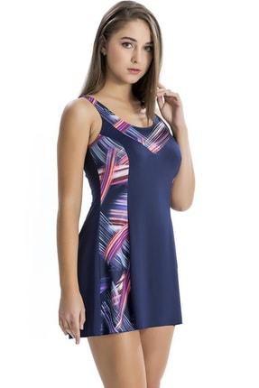 Armes Kadın Şortlu Elbise Mayo Armss8003-02