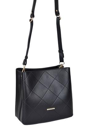 Kriste Bell Kadın Çapraz Çanta Siyah