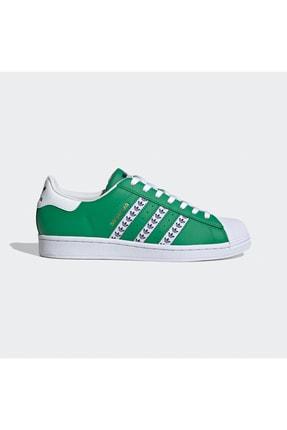 Adidas Erkek Yeşil Spor Ayakkabı