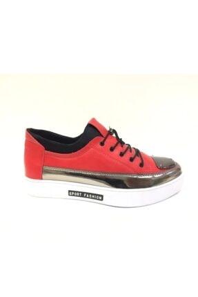 Guja Kadın Kırmızı Günlük Ayakkabı 17y375