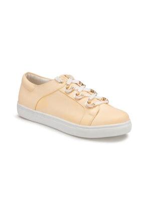 Art Bella Kadın Sarı Sneaker Ayakkabı U1951