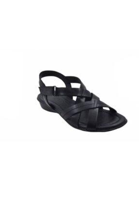 Venüs Kadın  Siyah  Sandalet 2001202y 312