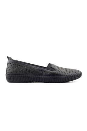 Bulldozer Kadın Siyah Günlük Ayakkabı