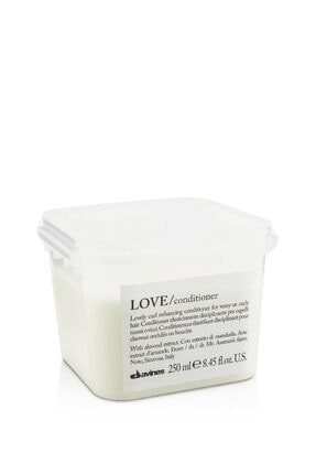 Davines Love Curl Dalgalı Saç Bakım Kremi 250ml