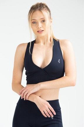 Speedlife Kadın Spor Bra Takım Speckle Lacivert