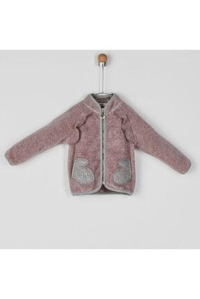 Panço Kız Bebek Örme Ceket 2021gb22002