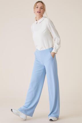 Tuğba Kadın Mavi Pantolon Tk-u7638-16