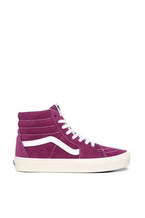 Vans Suede Sk8-hi Kadın Ayakkabısı Vn0a4bv618q1