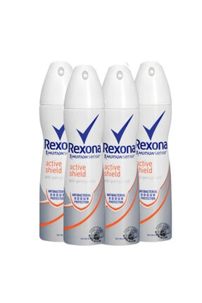 Rexona 150 ml Deodorant X 4