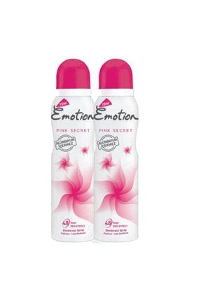 Emotion Pink 150 ml Deodorant x 2